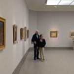 Whistler-werk ontdekt Singer Laren